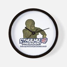 Cool Cthulhu Wall Clock