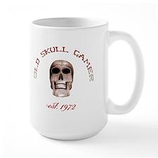 Old Skull Gamer Mug