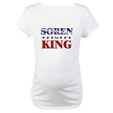 SOREN for king Shirt