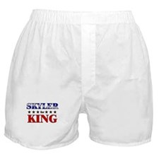 SKYLER for king Boxer Shorts