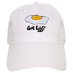 Got Egg Baseball Cap