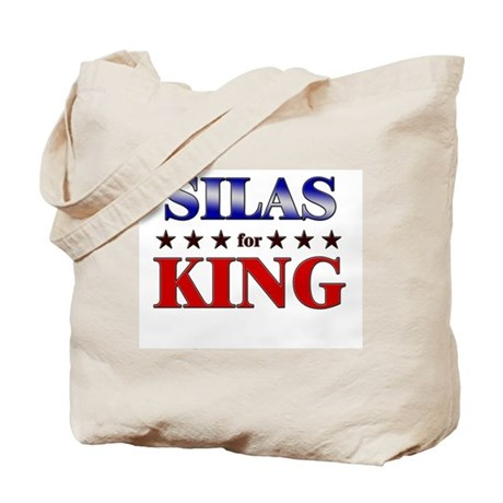 SILAS for king Tote Bag