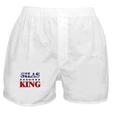 SILAS for king Boxer Shorts