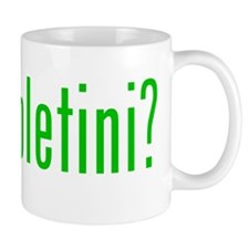 got appletini? Mug