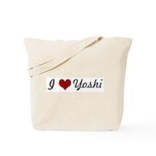 I love Yoshi Tote Bag