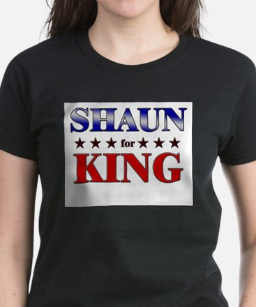 SHAUN for king Women's Dark T-Shirt