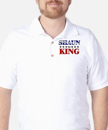 SHAUN for king Golf Shirt