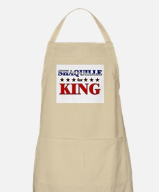 SHAQUILLE for king BBQ Apron