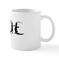 NESSIE TEXT Mug
