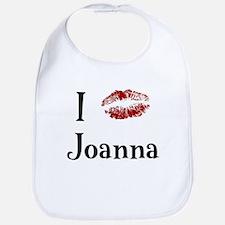 I Kissed Joanna Bib