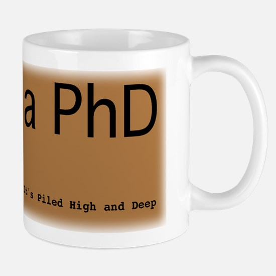 Compost PhD Mug