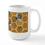 Honey Bee Coffee/Tea Large Mug