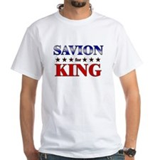 SAVION for king Shirt