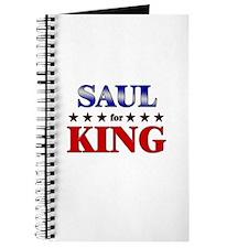 SAUL for king Journal