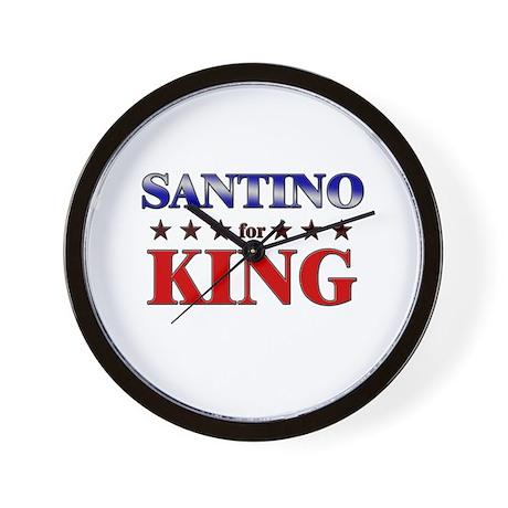 SANTINO for king Wall Clock