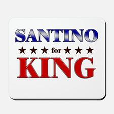 SANTINO for king Mousepad
