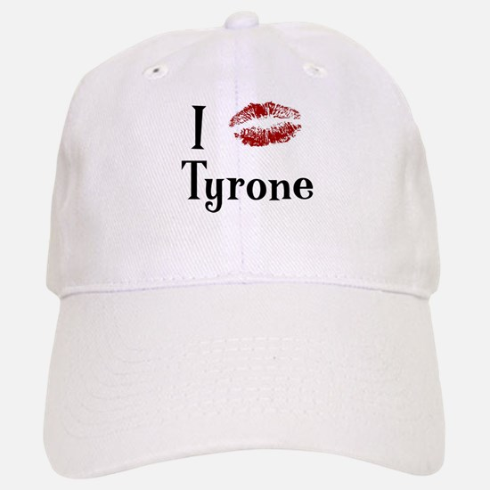 I Kissed Tyrone Baseball Baseball Cap