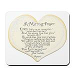 Marriage Prayer Mousepad