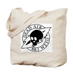DEAD AIR Tote Bag