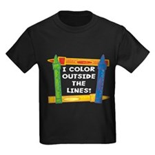 Color Outside The Lines T