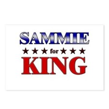 SAMMIE for king Postcards (Package of 8)