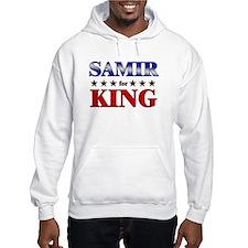 SAMIR for king Hoodie