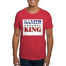 SAMIR for king T-Shirt