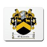 O'Curnin Family Crest Mousepad