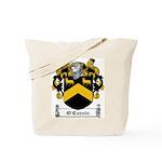 O'Curnin Family Crest Tote Bag