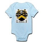 O'Curnin Family Crest Infant Creeper