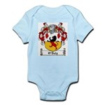 O'Daly Family Crest Infant Creeper