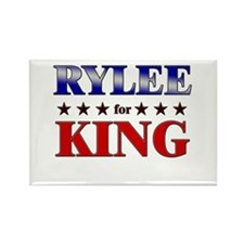 RYLEE for king Rectangle Magnet