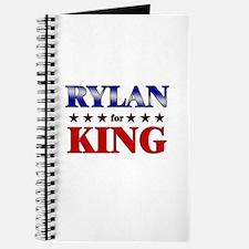 RYLAN for king Journal