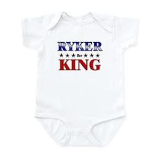 RYKER for king Infant Bodysuit