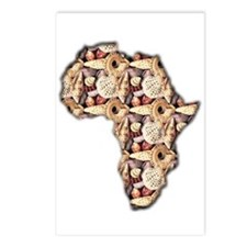 Africa -  Postcards (Package of 8)