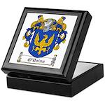 O'Doinn Family Crest Keepsake Box