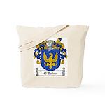 O'Doinn Family Crest Tote Bag