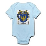 O'Doinn Family Crest Infant Creeper