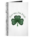 Kiss me, I'm Irish! Journal