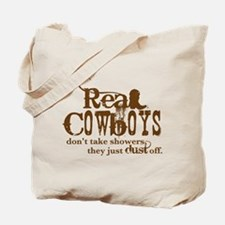 Real Cowboys Tote Bag