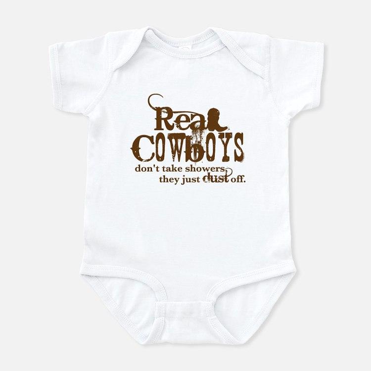 Real Cowboys Infant Bodysuit