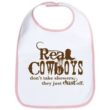 Real Cowboys Bib