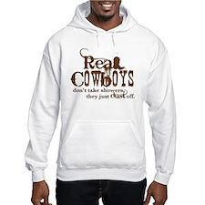 Real Cowboys Hoodie Sweatshirt