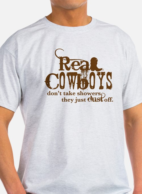 Real Cowboys T-Shirt