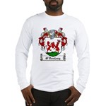 O'Donlevy Family Crest Long Sleeve T-Shirt