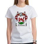 O'Donlevy Family Crest Women's T-Shirt