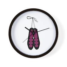 Ghillies Wall Clock