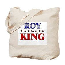ROY for king Tote Bag