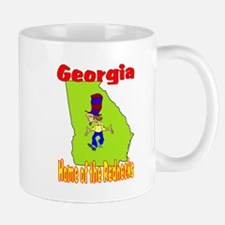 Cute Funny georgia state motto Mug