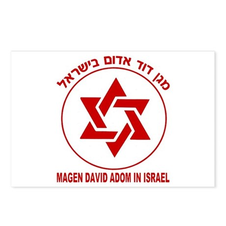 MDAI Postcards (Package of 8)